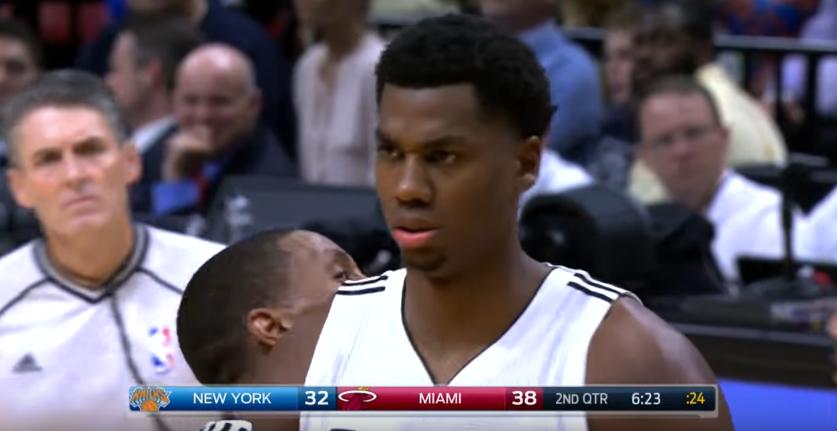 Le Miami Heat prêt à se séparer d'Hassan Whiteside ?
