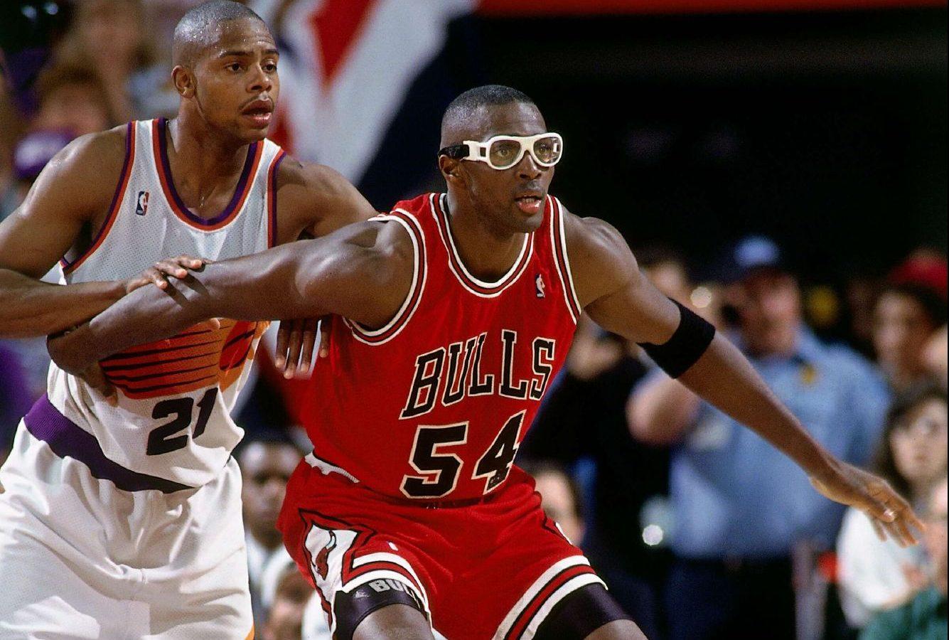 Classe : pourquoi Horace Grant continuait à porter des goggles