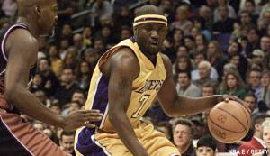 Isaiah Rider Lakers