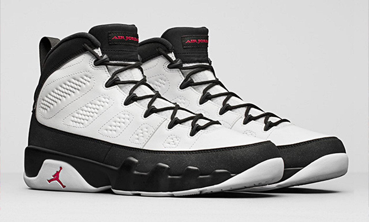 Air Jordan 9 Retro Space Jam