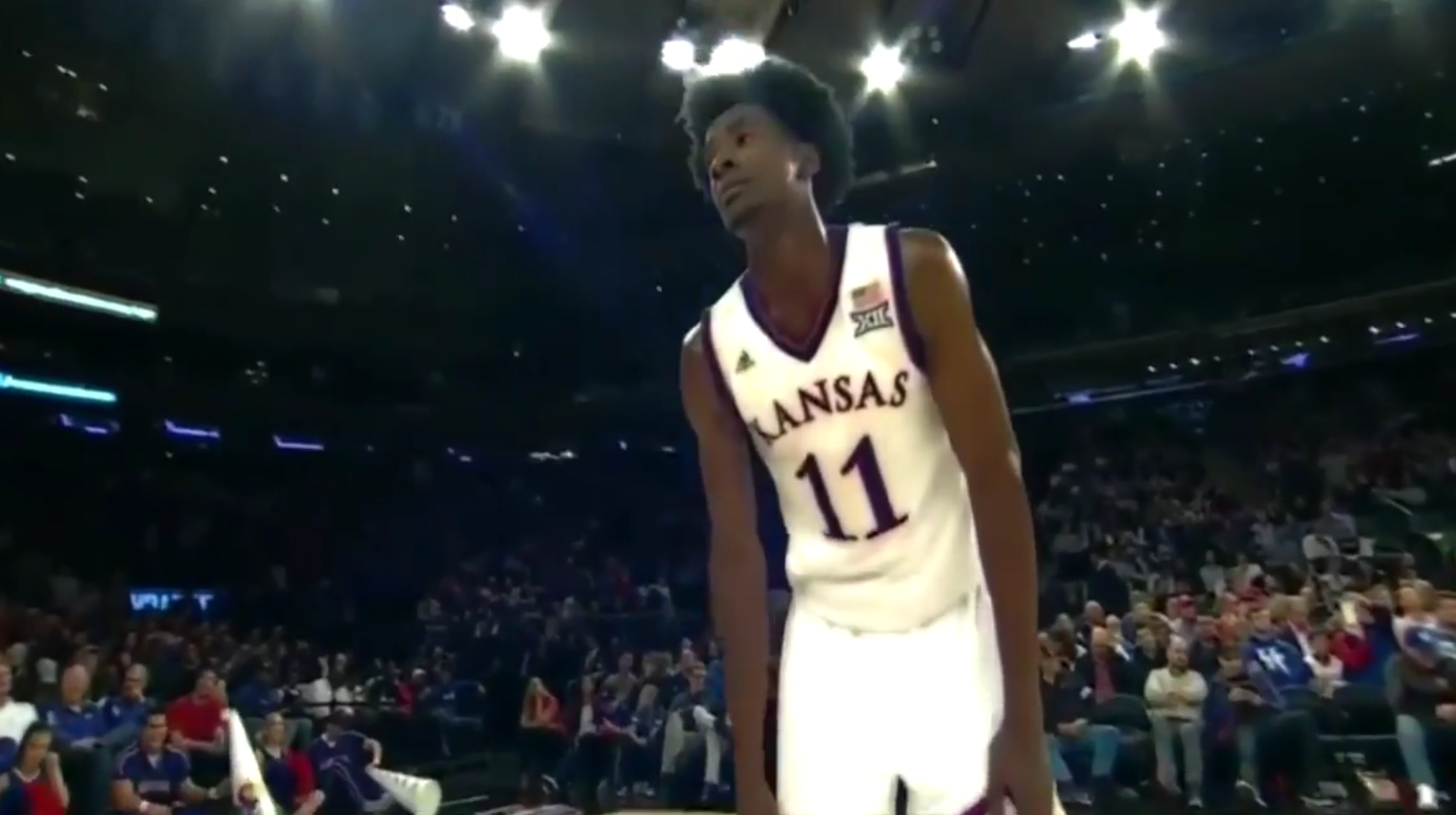 Le prospect Josh Jackson fait sensation à la March Madness