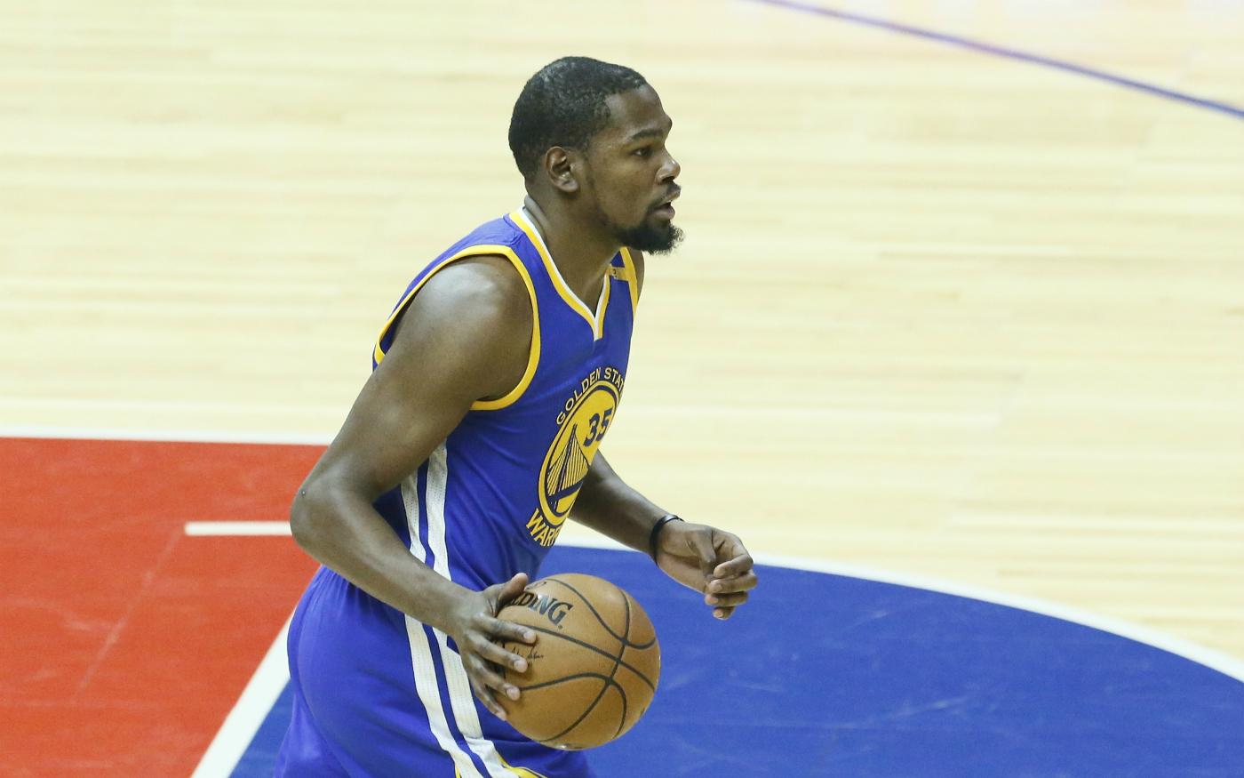 """Kevin Durant, la """"nouvelle"""" arme défensive des Warriors"""