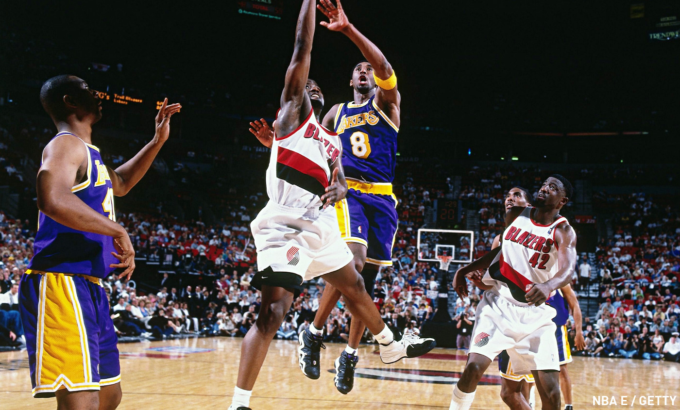 Good Old Dayz : Le jour où Kobe Bryant a démoli Isaiah Rider à l'entraînement