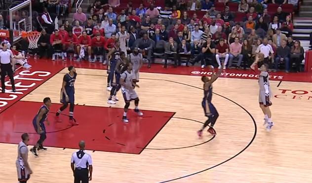 Record NBA : Les Rockets plantent 24 tirs à 3-points contre NOLA !