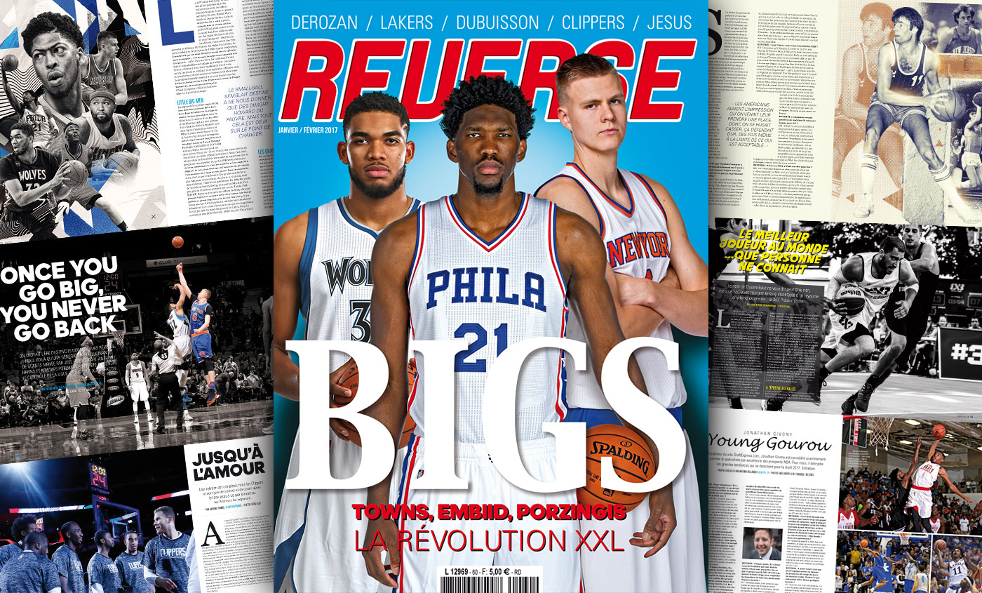 Nouveau REVERSE en kiosques : La revanche des big men !