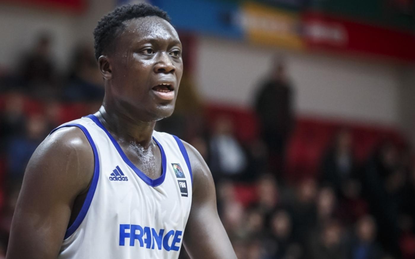Sekou Doumbouya, 16 ans, enflamme l'Euro U18 avec les Bleus
