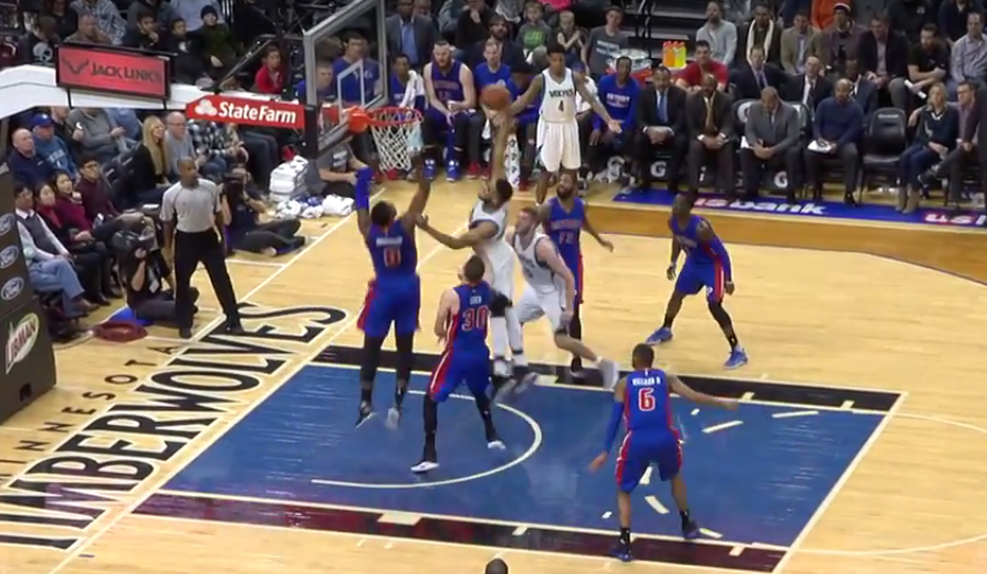 Top 10 : Karl-Anthony Towns et Sam Dekker explosent TOUT !