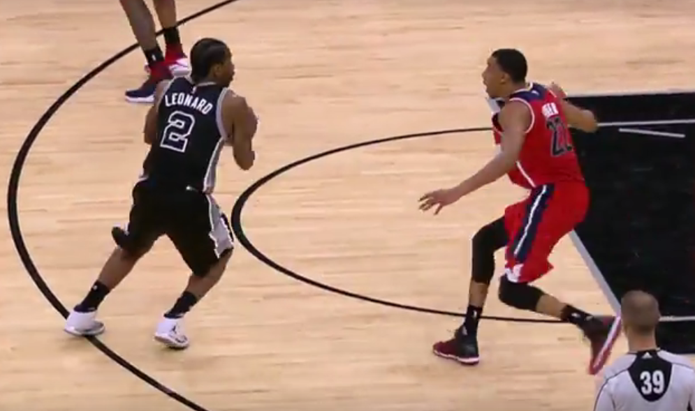 Top 10 : Norman Powell s'envole, Kawhi Leonard clutch !