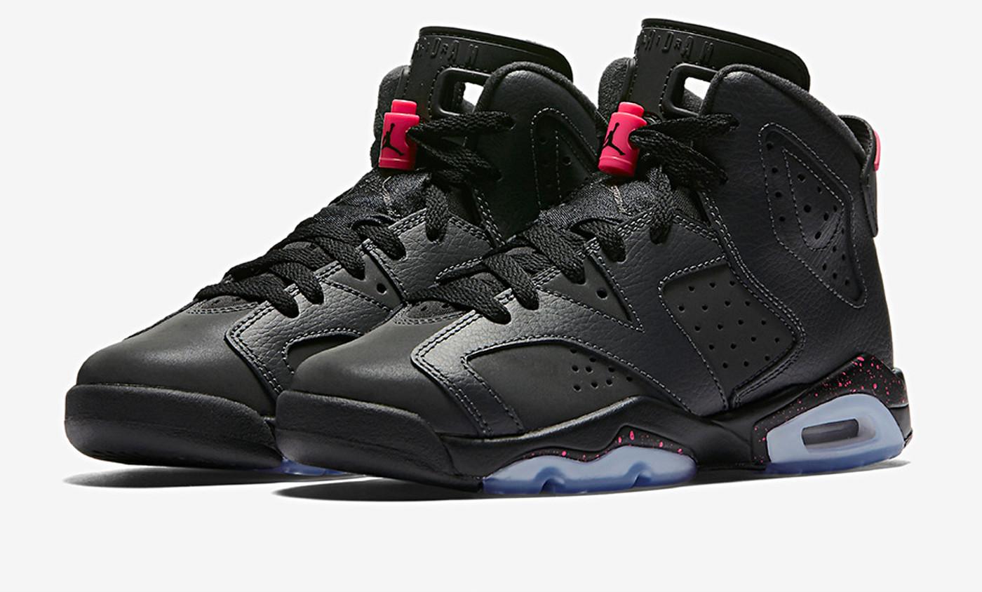 Une Air Jordan 6 pensée pour les filles