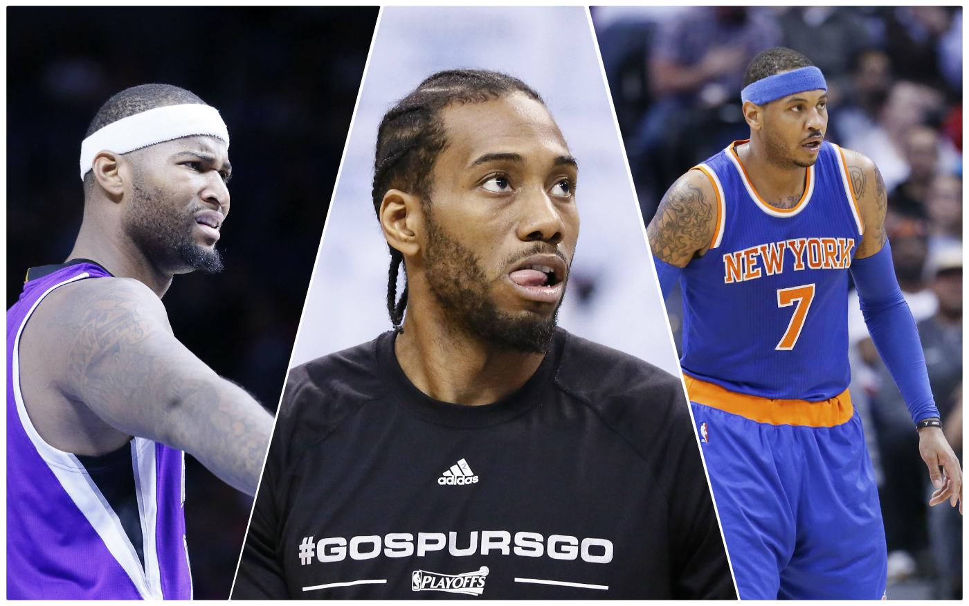 CQFR : DMC, Melo et les Lakers font de la peine, Kawhi régale