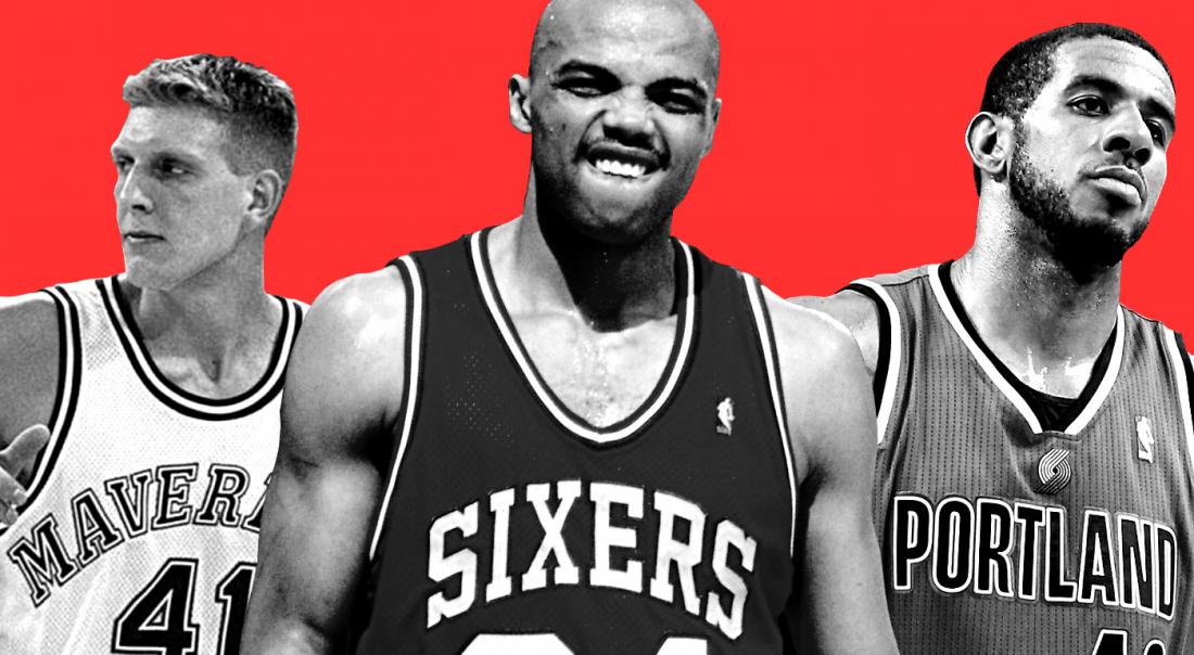 10 des pires trades de l'histoire de la NBA