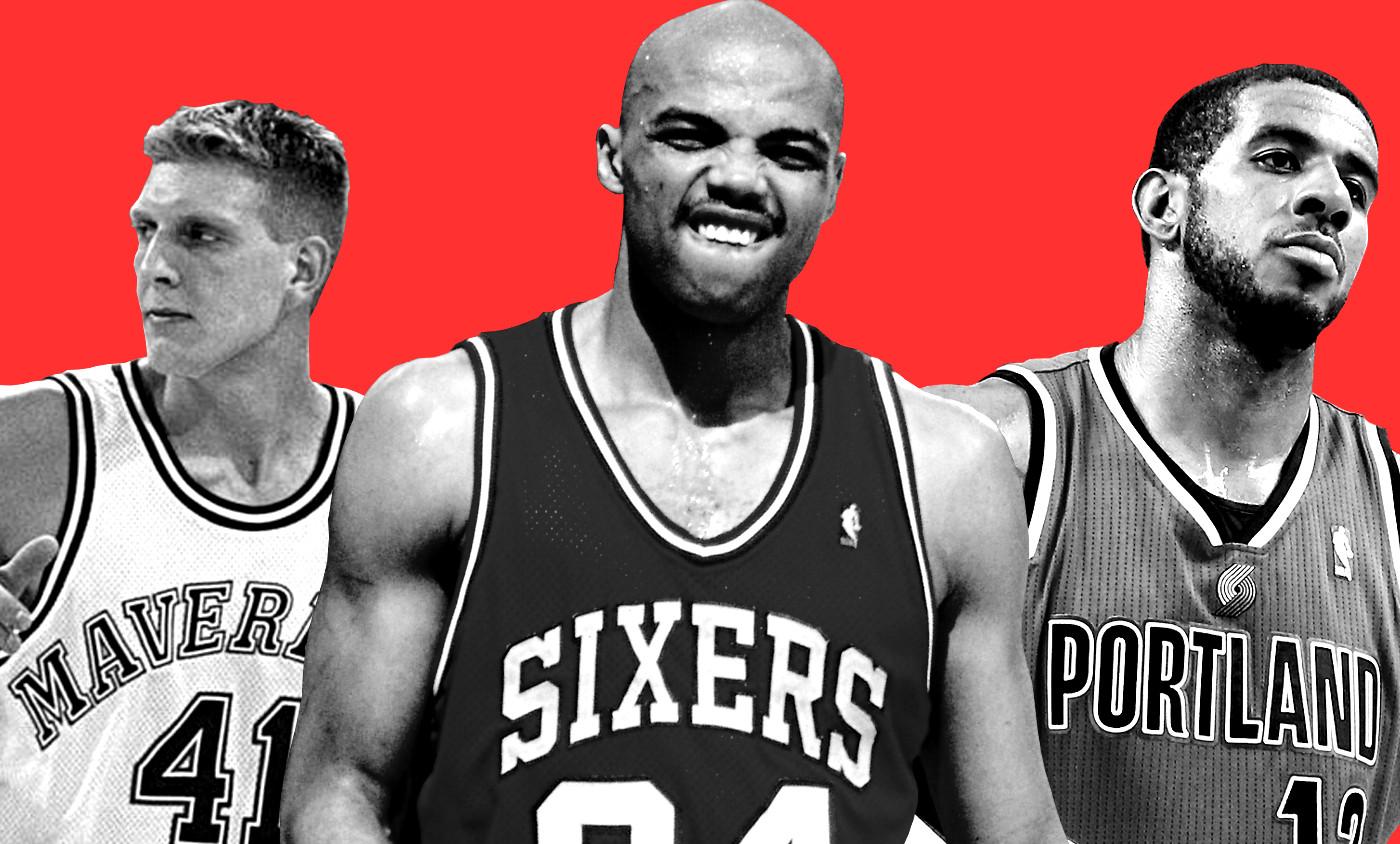 Les 10 pires trades de l'histoire de la NBA