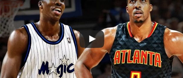 Best of : Le meilleur dunk de chaque saison de Dwight Howard