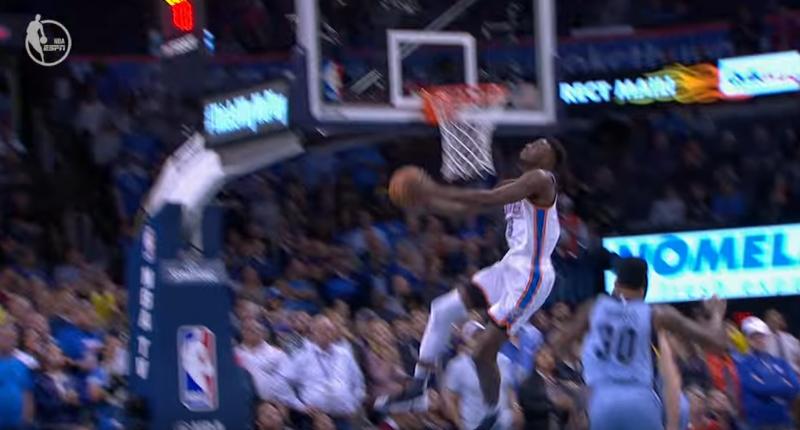 Jerami Grant a fait retourner des têtes avec ce dunk