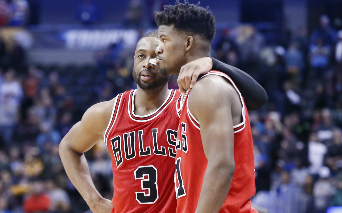 Dwyane Wade compare la défense de Jimmy Butler à celle de LeBron James