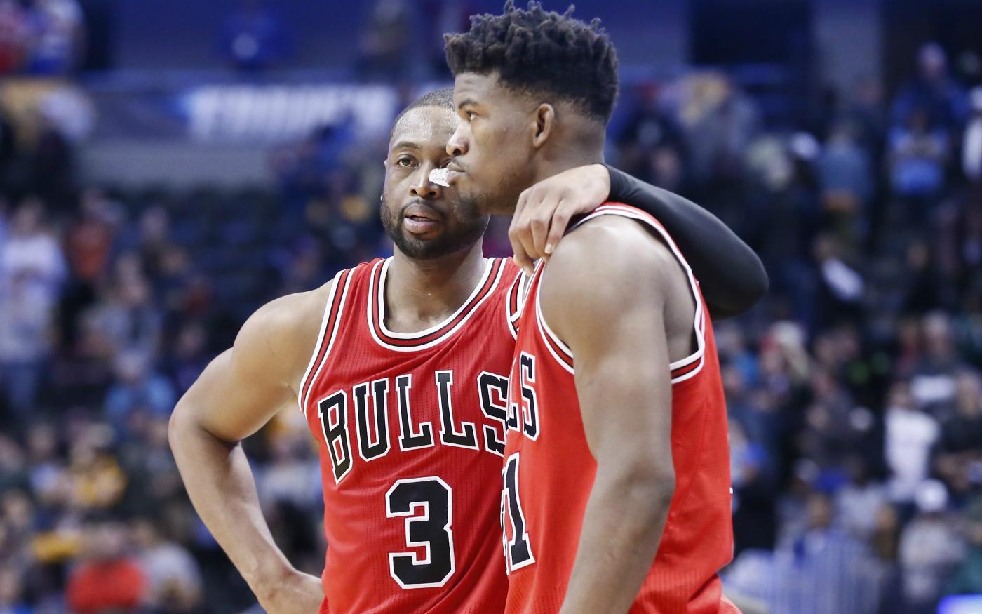 Dwyane Wade de retour si les Bulls font les playoffs ?