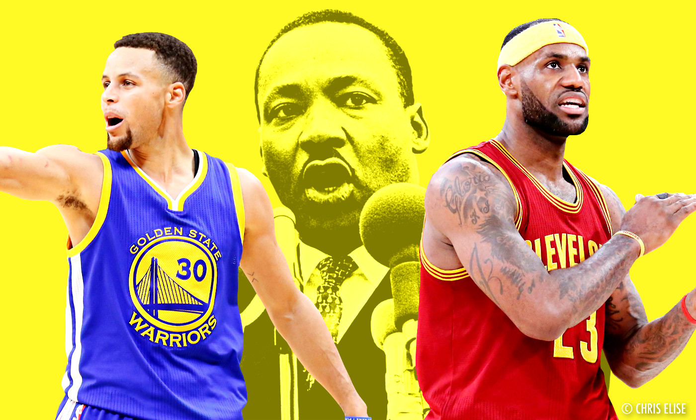 13 raisons pour lesquelles le MLK Day est la plus belle soirée basket de l'année