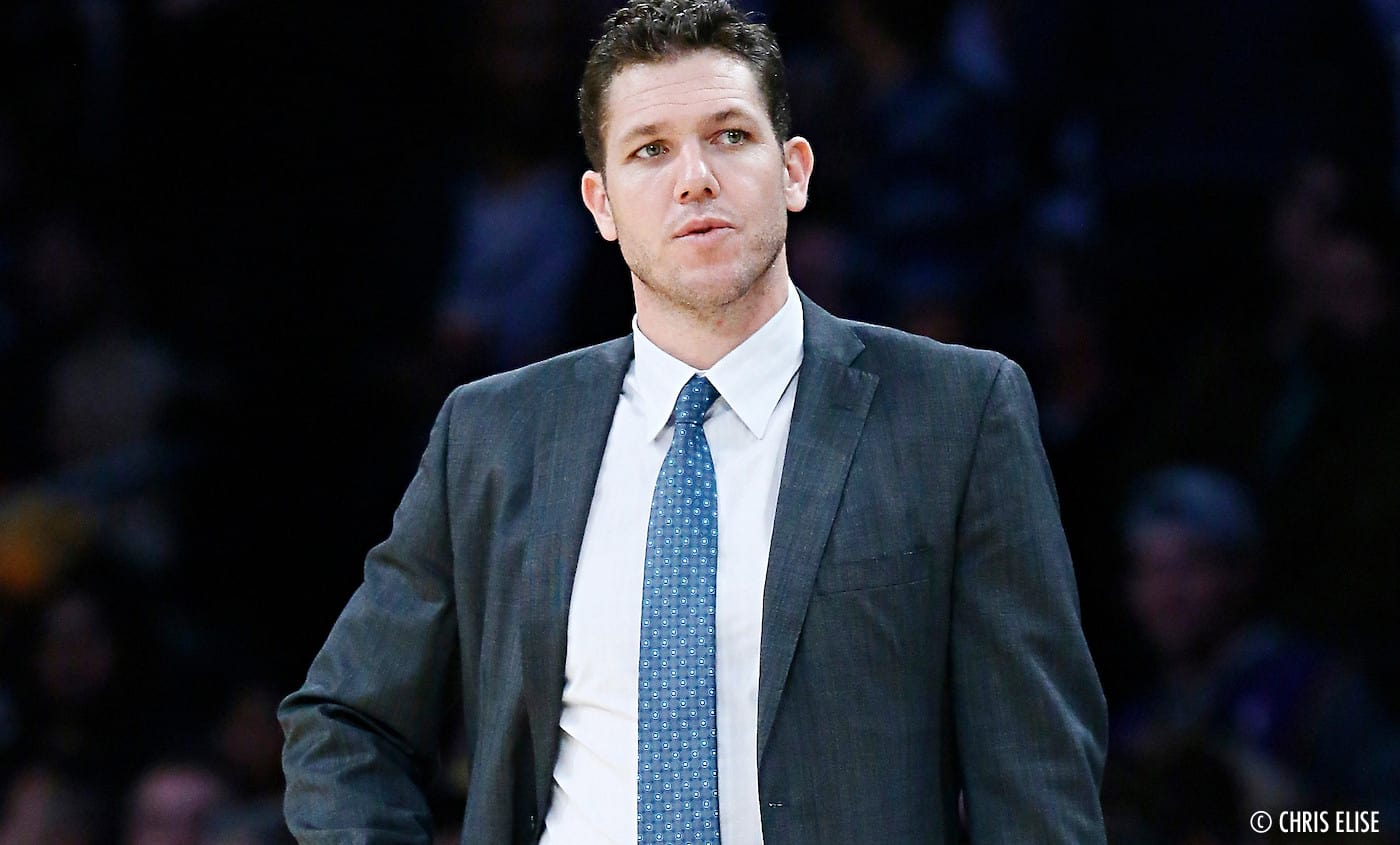Luke Walton quitte les Los Angeles Lakers !