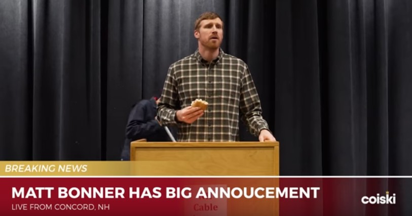 Matt Bonner annonce sa retraite !