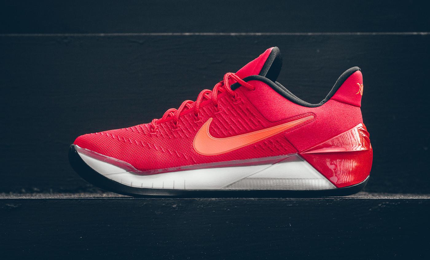 La Nike Kobe AD University Red