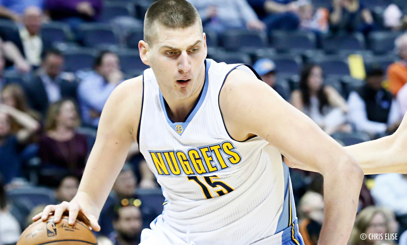 Nikola Jokic porte les Nuggets contre les Lakers