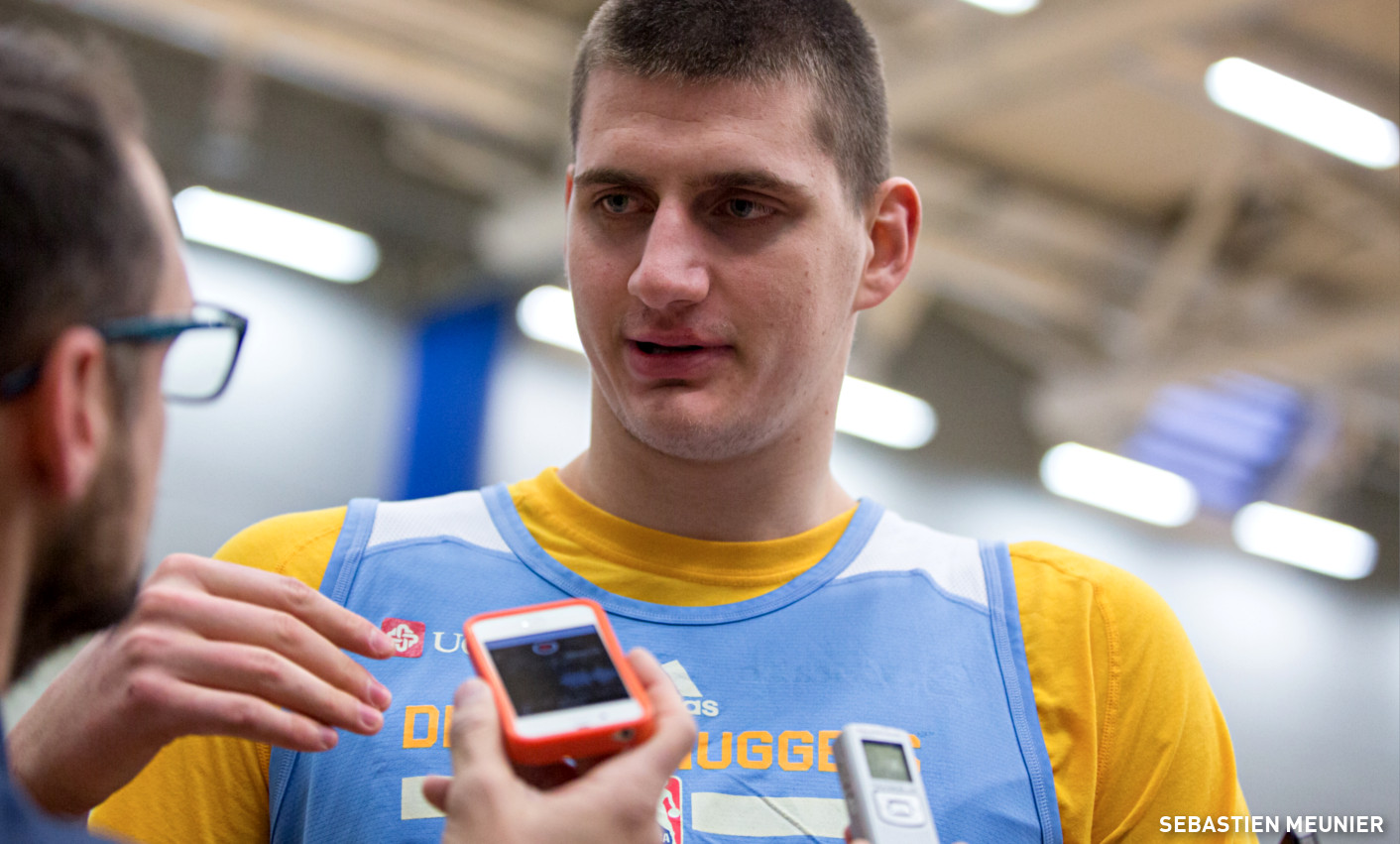Nikola Jokic s'inspire de Magic Johnson, rien que ça