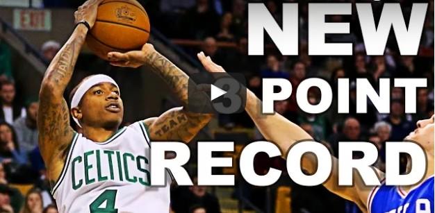 On fire : Les Celtics battent leur record de franchise à 3-points !