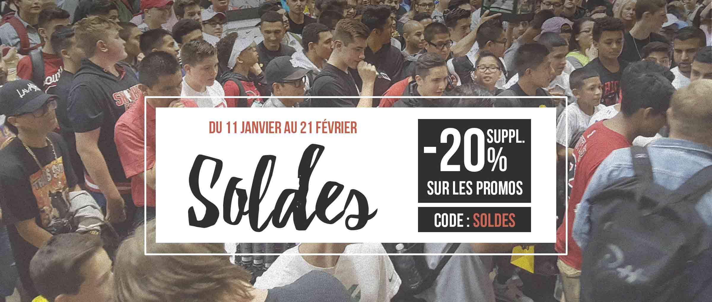 Basket4Ballers - soldes