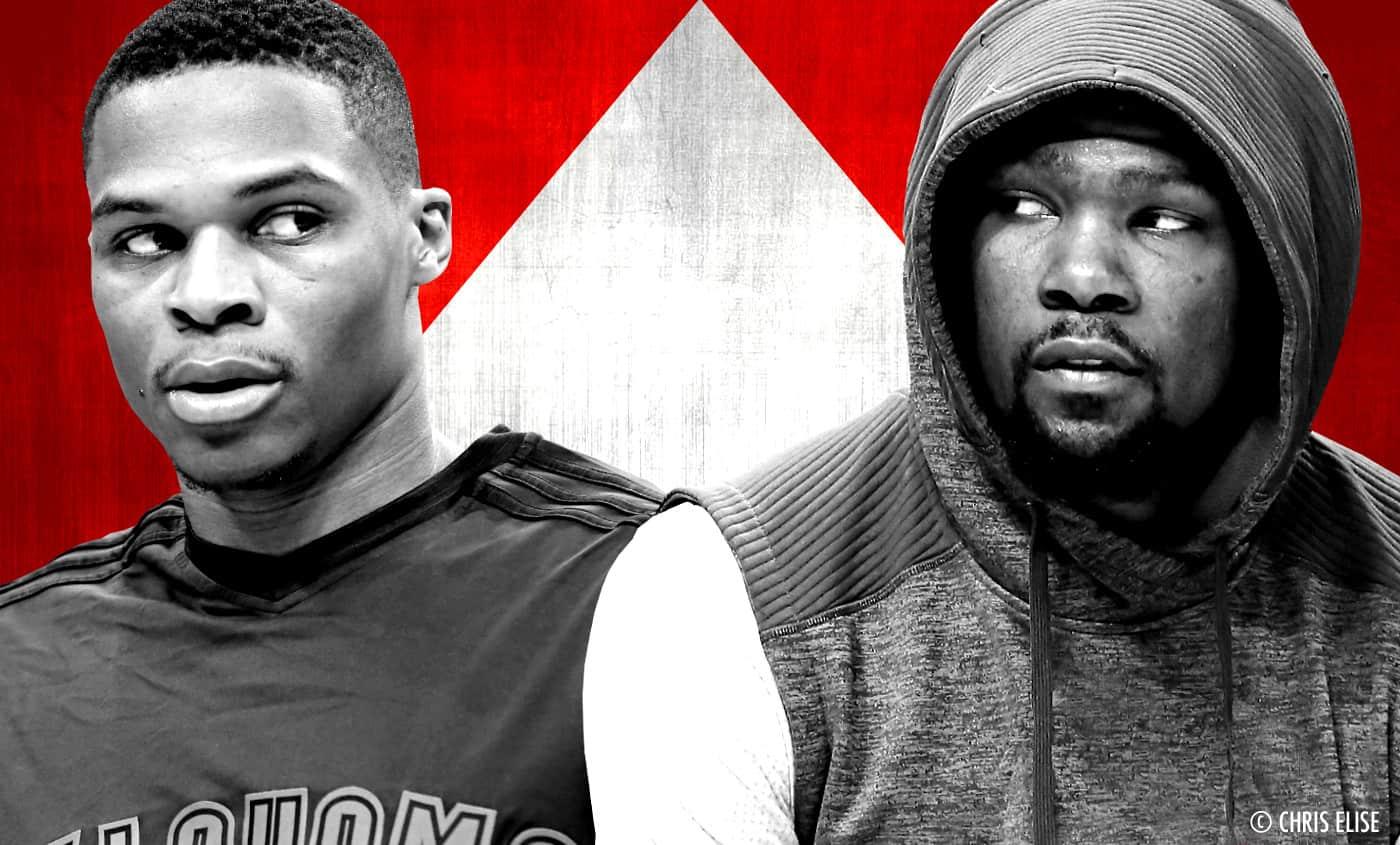 Russell Westbrook vs Kevin Durant, qu'attendre de l'acte 2 ?