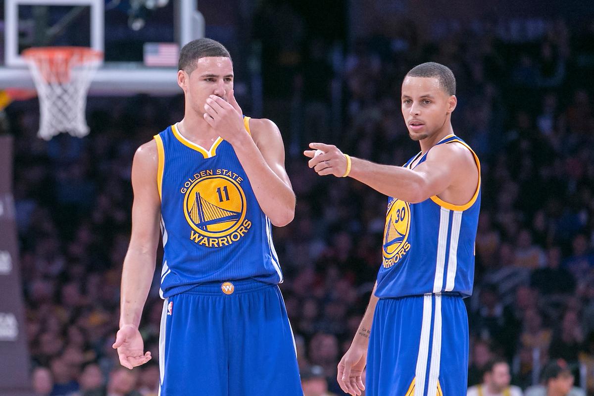 Encore défaits par les Warriors, les Clippers prennent un sweep