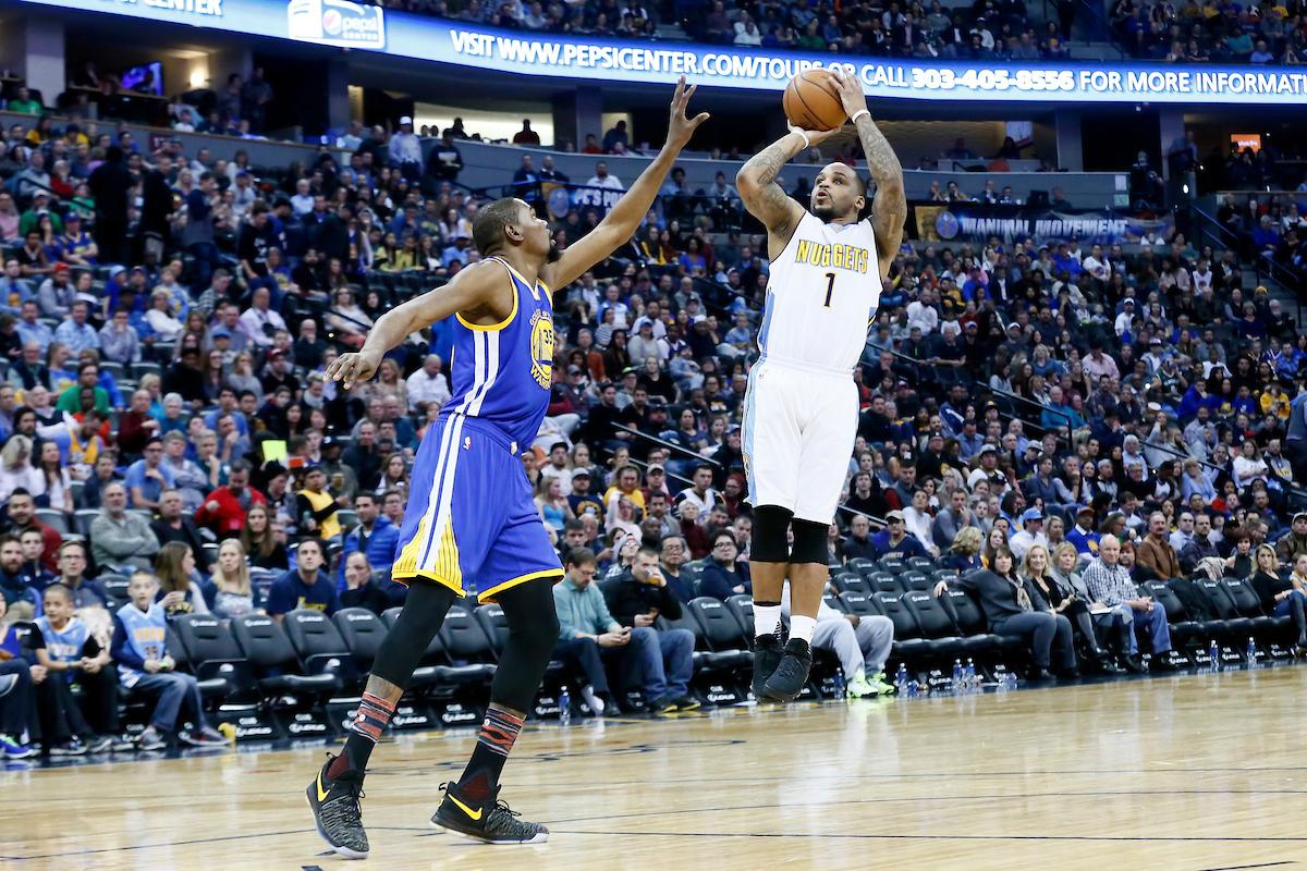 Cette soirée folle où Denver a claqué un record NBA