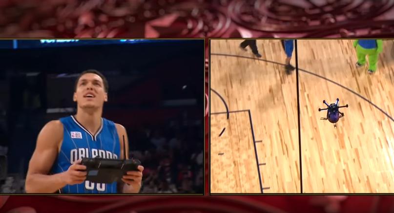 Slam Dunk Contest : Aaron Gordon a réussi un seul dunk...