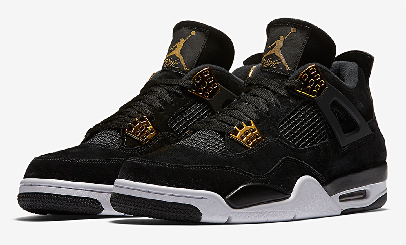La sneaker du week-end : la Air Jordan 4 Royalty