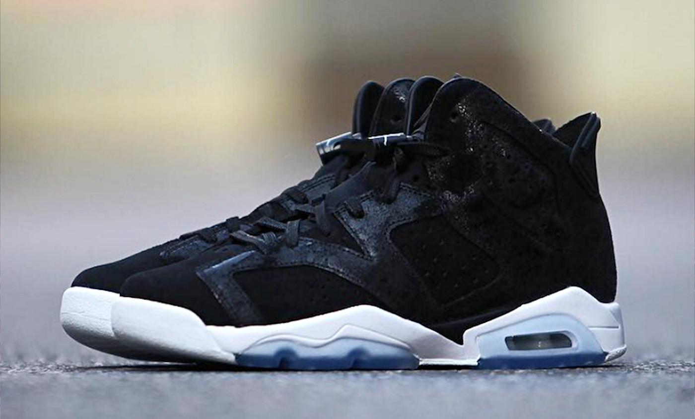Sneaker du jour : La Air Jordan 6 Retro Premium Heiress