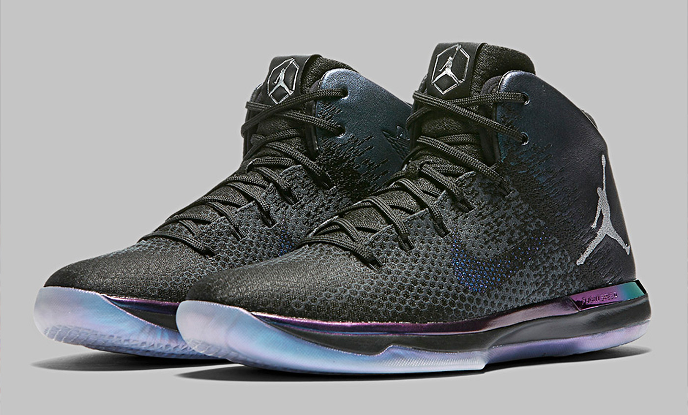 ... La Air Jordan XXXI All-Star débarque !