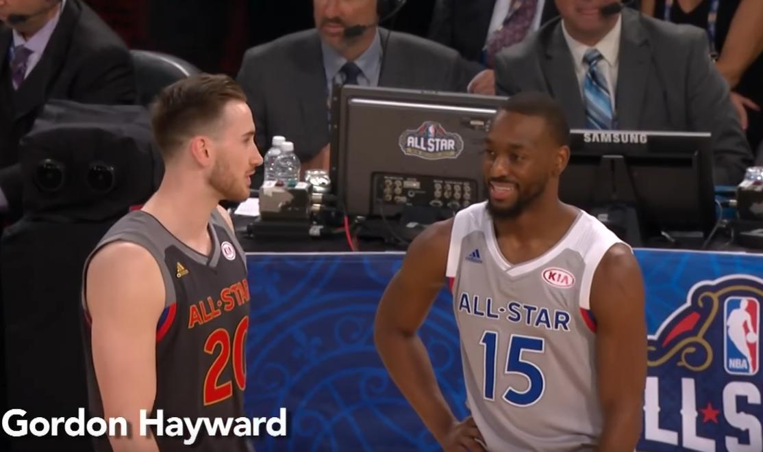 Ce que se sont dit les joueurs au All-Star Game