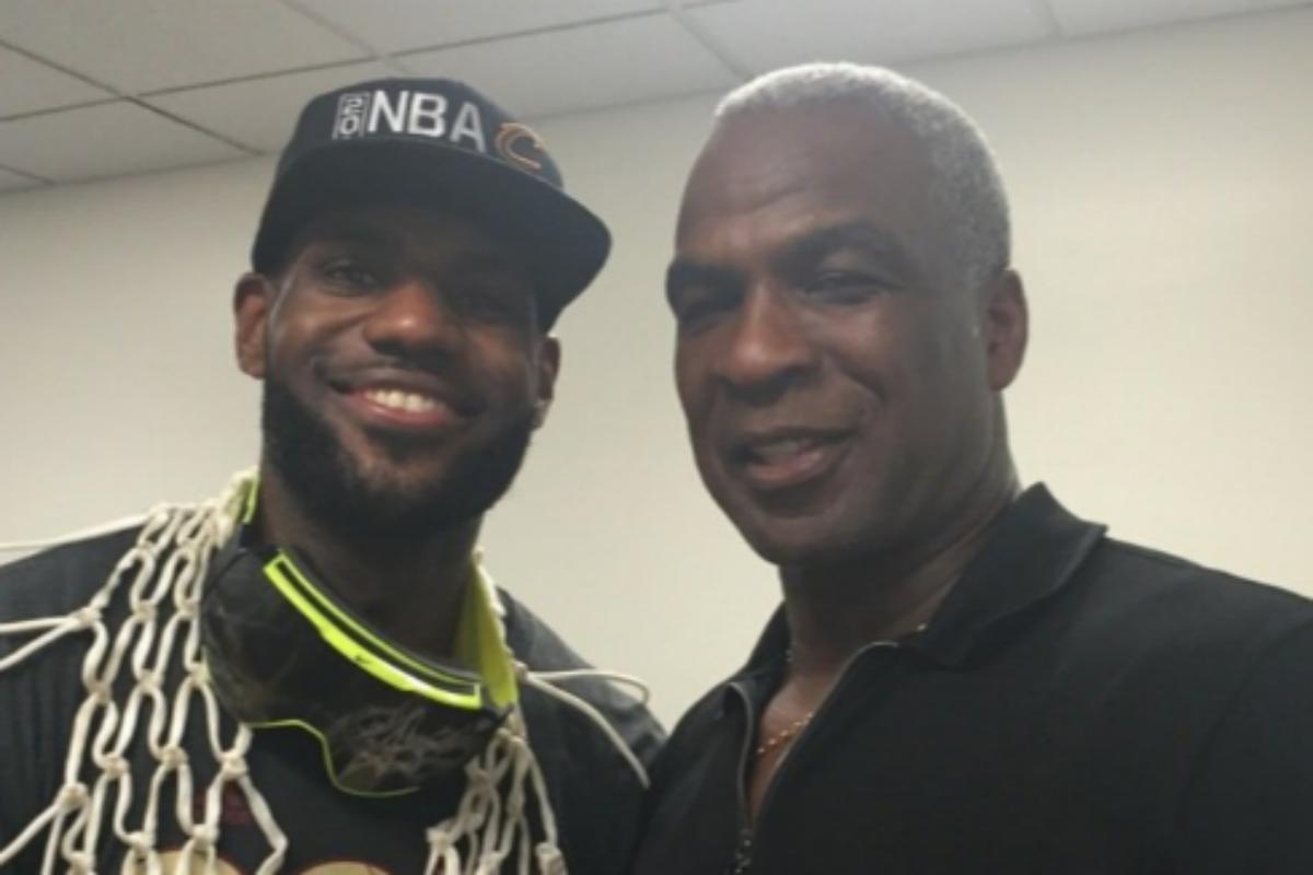 Troll : Les Cavaliers ont invité Charles Oakley à venir voir le match des Knicks