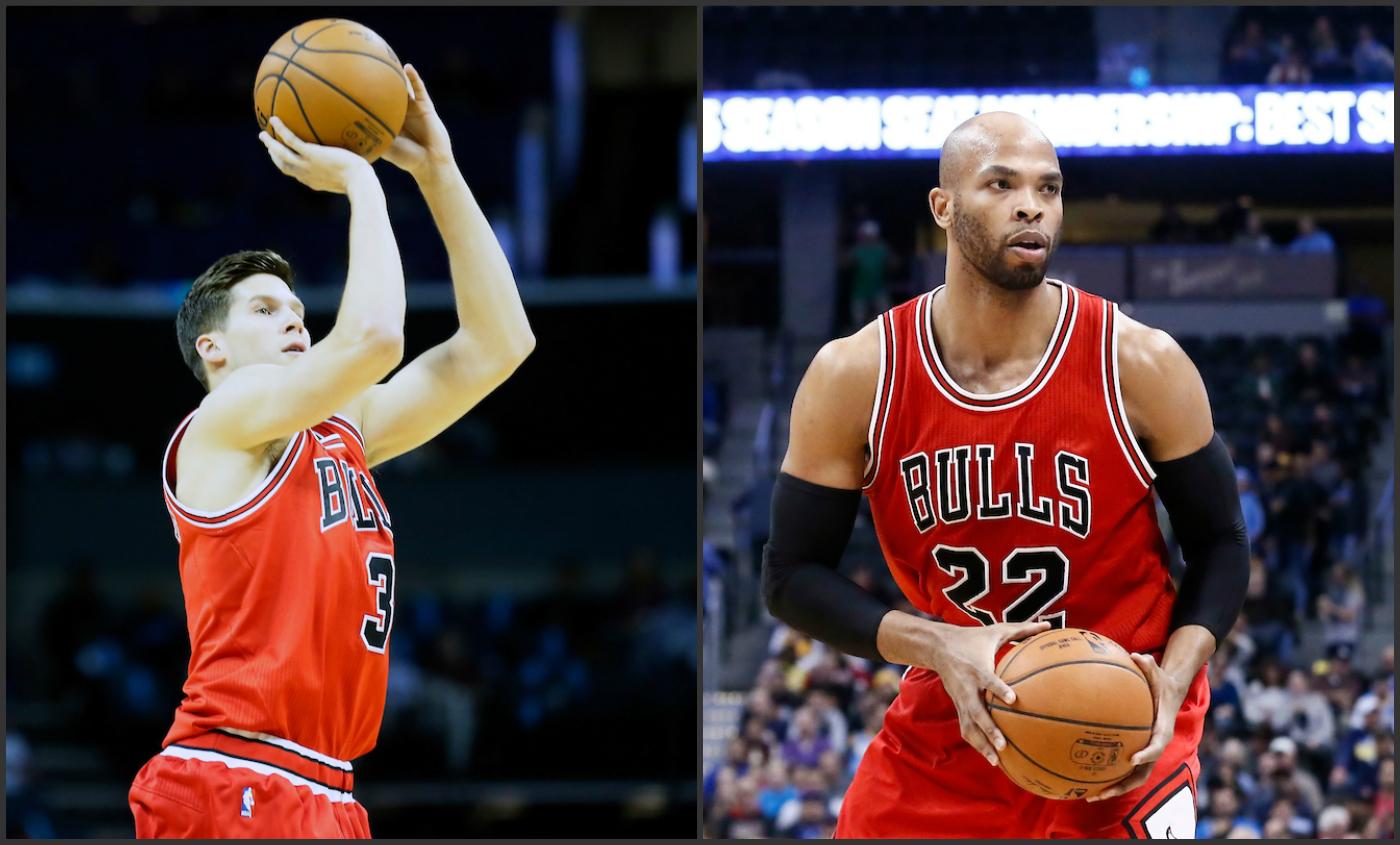 Avec McDermott et Gibson, le Thunder a dépouillé les Bulls