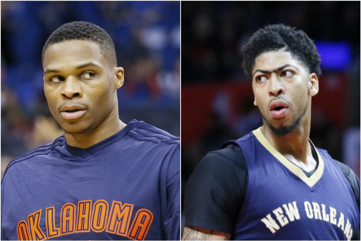 Russell Westbrook et Anthony Davis à LA en 2021 ?
