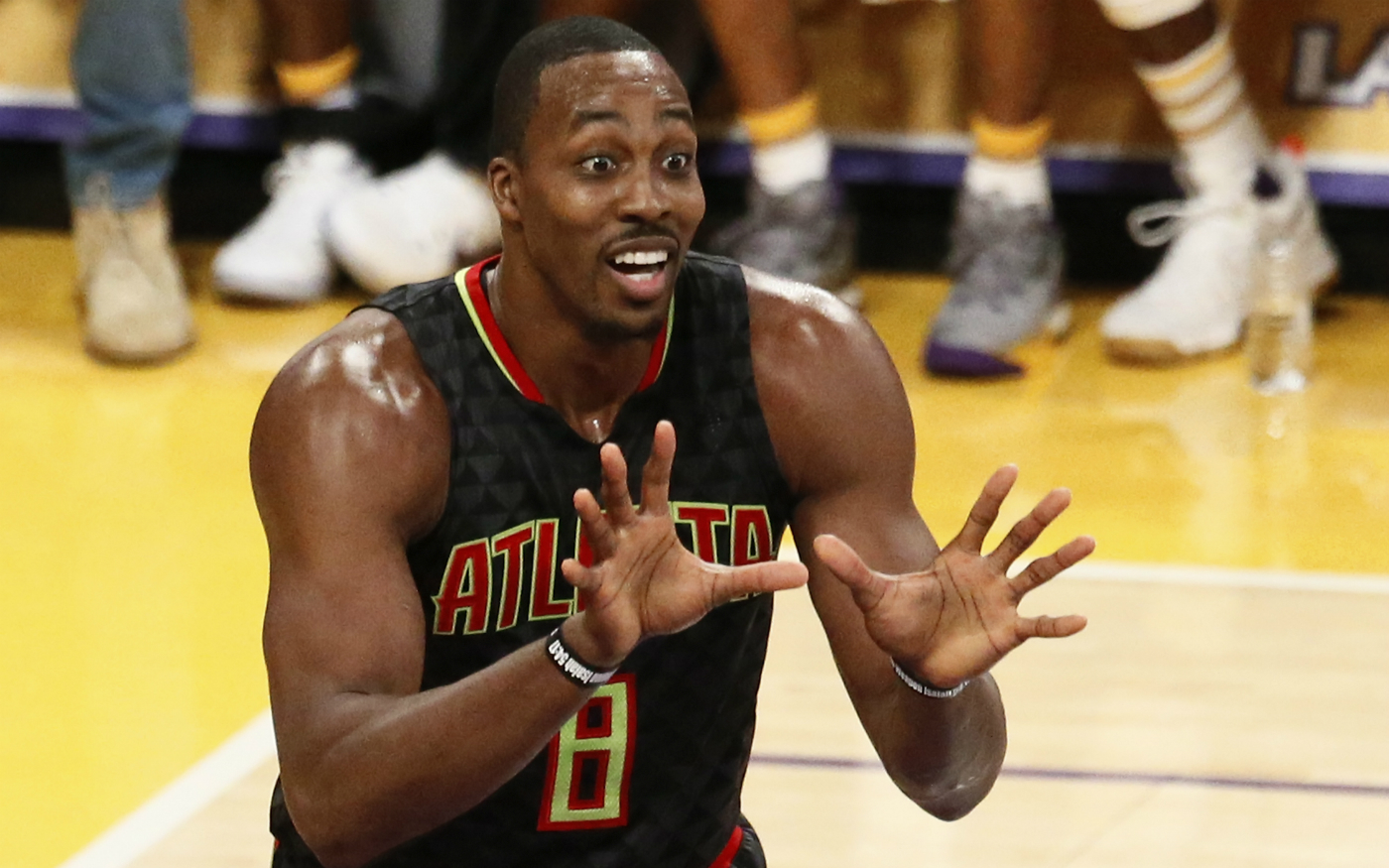 Dwight Howard en mode vengeance contre les Rockets