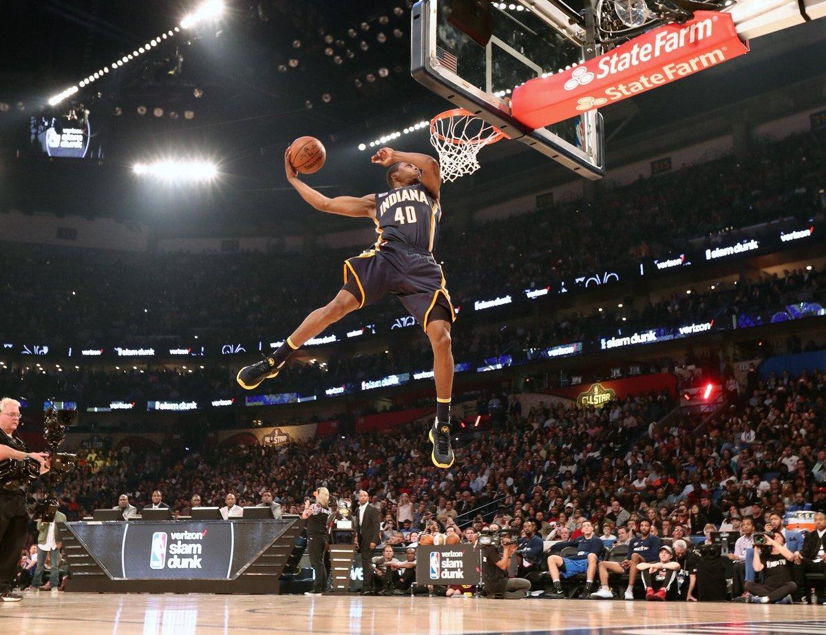 Glenn Robinson III - Slam Dunk Contest - NBA All-Star Game