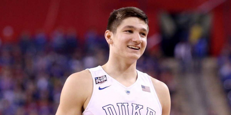 NCAA : Duke plus que jamais numéro 1, Bagley ralenti