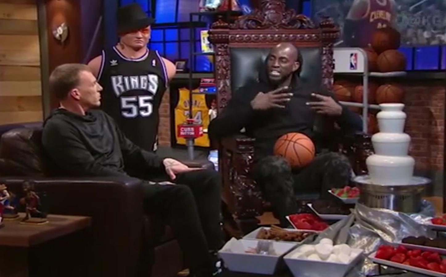"Kevin Garnett : ""LeBron ne doit pas oublier qui est Barkley"""