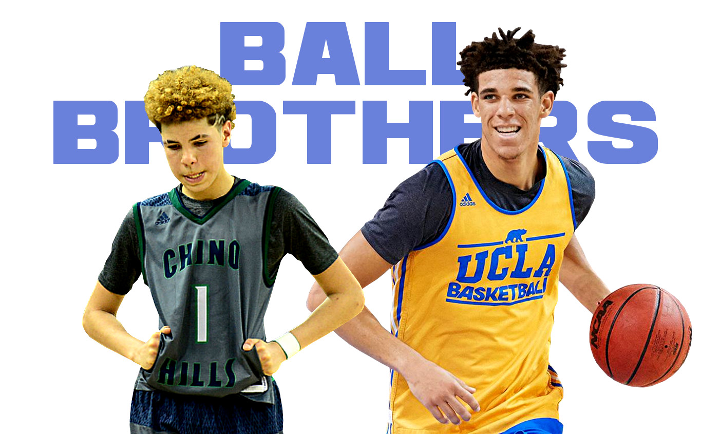 Les Ball, taillés pour conquérir la NBA ?