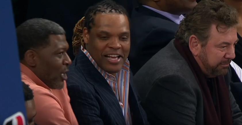Les anciens joueurs des Knicks soutiennent-ils Dolan plutôt qu'Oakley ?