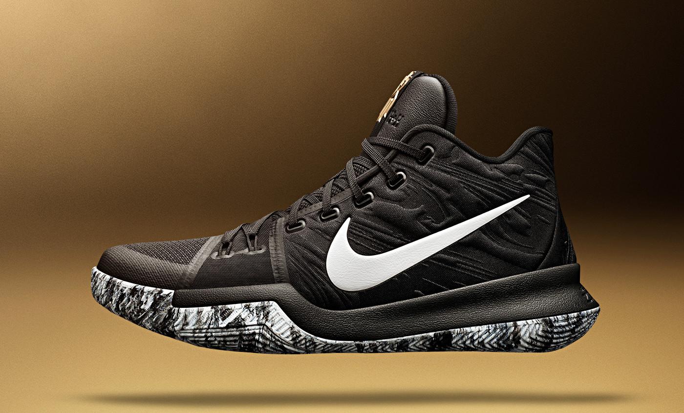 Pépite du All-Star Game : La Nike Kyrie 3 BHM