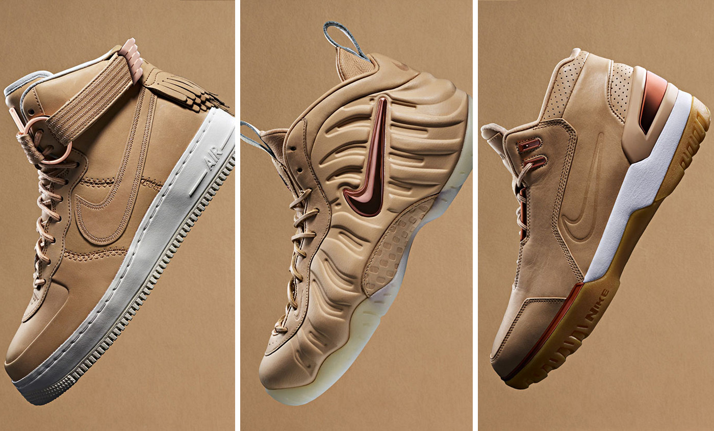 Découvrez la Nike 5 Decades of Basketball Collection