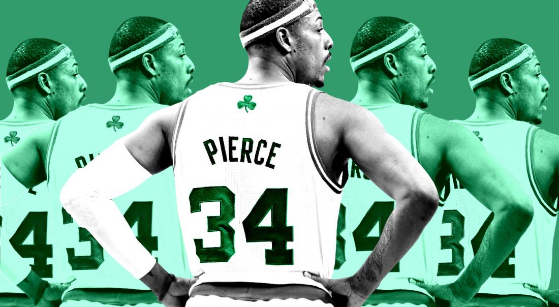 34 raisons de kiffer Paul Pierce