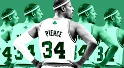Paul Pierce lâche l'équipe qui a le meilleur cinq à ses yeux