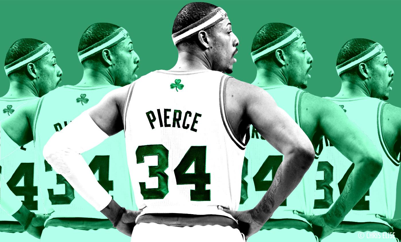 Les cinq plus grands moments de Paul Pierce à Boston